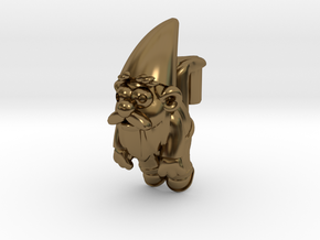 Brass Gnomeckles (5mm) in Polished Bronze