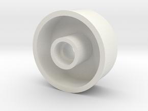 Jante AV 1 in White Natural Versatile Plastic