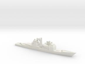 Ticonderoga-class Cruiser (w/ VLS), 1/1800 in White Strong & Flexible