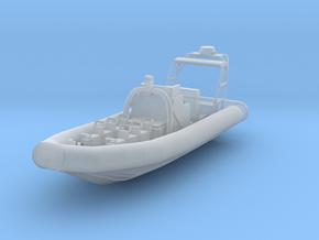 1/72 Juliet 3 Water Jet RHIB in Smooth Fine Detail Plastic