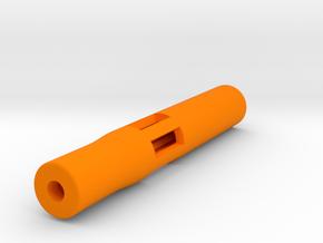 Bubble-Cig 0.3 in Orange Processed Versatile Plastic