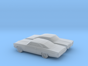 1/160 2X 1965 Chevrolet Impala Coupe in Frosted Ultra Detail