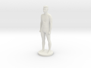 Printle C Homme 359 - 1/24 in White Strong & Flexible