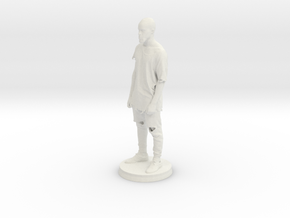 Printle C Homme 374 - 1/24 in White Strong & Flexible