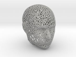 Voronoi Head in Aluminum