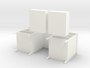 Workbench 1/32 in White Processed Versatile Plastic