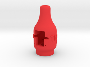 Thrust-0-Meter in Red Processed Versatile Plastic