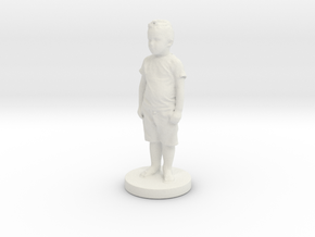 Printle C Kid 113 - 1/24 in White Natural Versatile Plastic