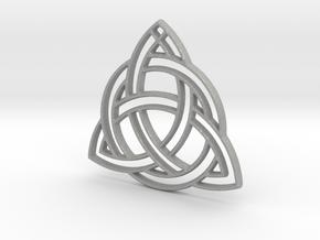 Celtic Pendant in Aluminum