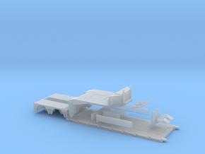 D 01-50Tiefbett ähnlich Doll Panther 2achs 1 50 in Smooth Fine Detail Plastic