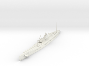 I-400 Supersubmarine in White Strong & Flexible