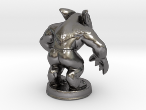 Basic Werewolf (Chthonic Souls Edition) in Polished Nickel Steel