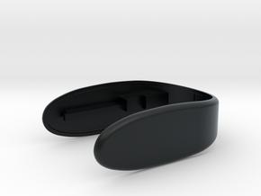 Key Fob for F56 Car rev 3 in Black Hi-Def Acrylate