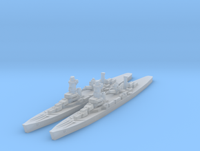 Algérie cruiser in Smooth Fine Detail Plastic