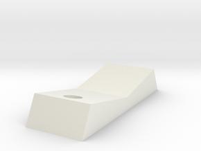 Tie Pilot Chest Box Rocker LED Hole in White Natural Versatile Plastic