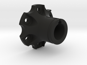 OSW Quick Release - 50mm- 52mm- 22mm Shafter in Black Strong & Flexible