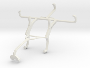 Controller mount for Xbox 360 & Plum Axe Plus 2 in White Natural Versatile Plastic