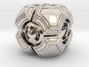 Testudo D6 in Platinum