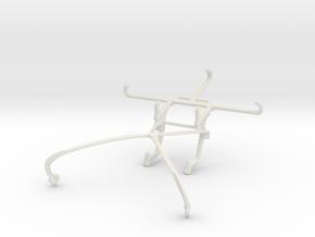Controller mount for Shield 2015 & QMobile Noir X5 in White Natural Versatile Plastic