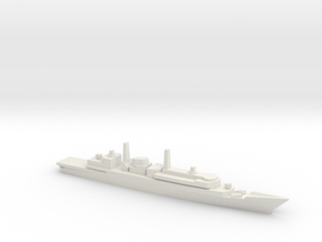 Type 22 Frigate Batch 2, 1/2400 in White Natural Versatile Plastic
