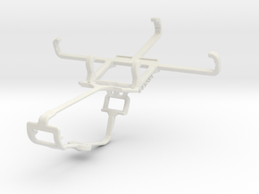 Controller mount for Xbox One & Unnecto Swift in White Natural Versatile Plastic