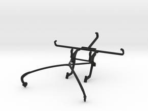NVIDIA SHIELD 2014 controller & verykool SL5550 Ma in Black Natural Versatile Plastic