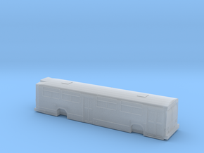 N scale GM/MCI/nova classic bus 2 door in Frosted Ultra Detail