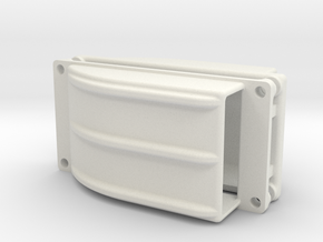Airscoop 1.8 Duo in White Strong & Flexible