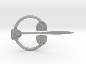 Viking Ring Needle 1 M in Aluminum