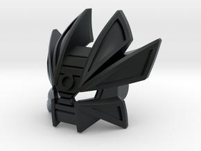 Mask Of Time Worn in Black Hi-Def Acrylate