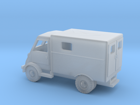 1/160 Peugeot DMA Ambulance in Frosted Ultra Detail