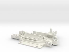PDKD43 Typ3 MCA Centenaire BG in White Natural Versatile Plastic