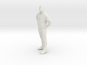 Printle L Homme 010 - 1/24 in White Natural Versatile Plastic