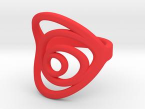 Aurea_Ring in Red Processed Versatile Plastic: 7 / 54