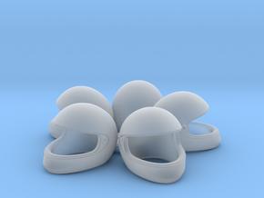 Helmet X5 1:12 in Smooth Fine Detail Plastic