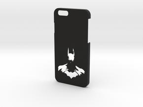 Iphone 6 Batman in Black Natural Versatile Plastic