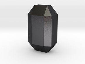 Olivine in Polished and Bronzed Black Steel