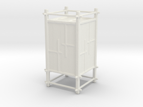 Printle Thing Chinese Lamp - 1/24 in White Natural Versatile Plastic