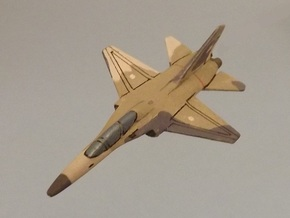 1/285 (6mm) Chin-Kuo Fighter (Taiwan) in White Natural Versatile Plastic
