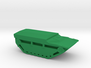 1/285 Scale LTVP Covered Top in Green Strong & Flexible Polished