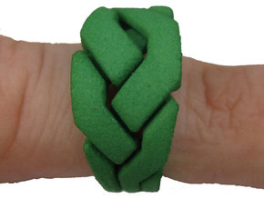 OoO Ring in Green Processed Versatile Plastic