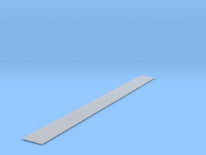 Large Cant S Scale Walkway in Smooth Fine Detail Plastic