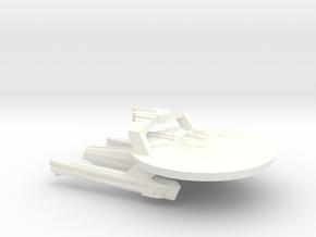 7k Trek Armstrong in White Processed Versatile Plastic
