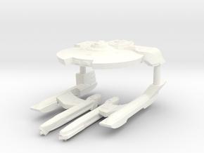 7k Trek Northampton Refit in White Processed Versatile Plastic