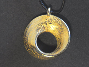 Venice 1 in Polished Gold Steel