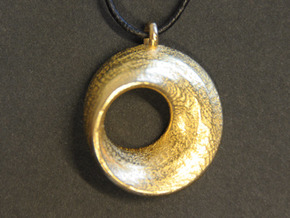 Venice 2 in Polished Gold Steel