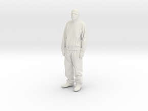 Printle C Homme 094 - 1/24 - wob in White Natural Versatile Plastic