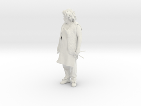 Printle W Homme 095 - 1/24 in White Natural Versatile Plastic