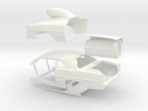 1/24 66 Nova Pro Mod Sep in White Processed Versatile Plastic