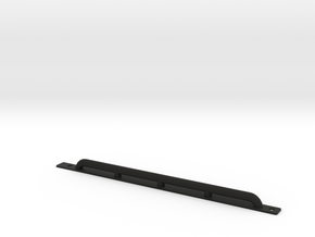 Rock protection side bar D90 Team Raffee in Black Strong & Flexible